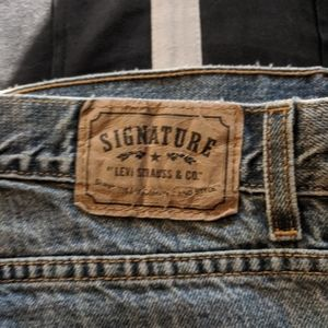 Men Levi Strauss jeans relaxed fit